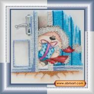 Набор для вышивки бисером АМ-050 мини