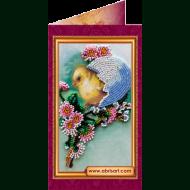 Набор-открытка вышивка бисером АО-002