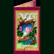 Набор-открытка вышивка бисером АО-011