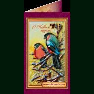 Набор-открытка вышивка бисером АО-025