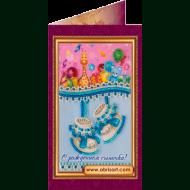 Набор-открытка вышивка бисером АО-030