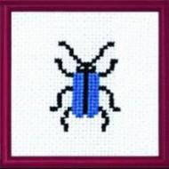 Вышивка крестом № 190 кировское мулине