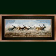 Вышивка крестом № 440 кировское мулине