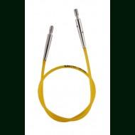 10631 Кабель съемный для спиц Yellow KnitPro