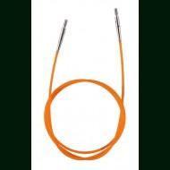 10634 Кабель съемный для спиц Orange KnitPro