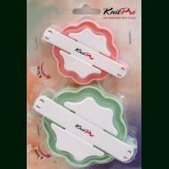 10864 Приспособление для помпонов KnitPro