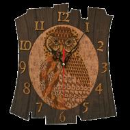 Набор часы на вышитой основе РТ-6511