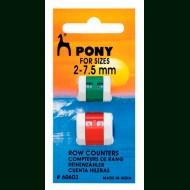Счетчики рядов Pony 60603
