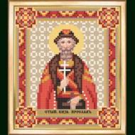 Схема вышивки бисером иконы СБИ-052