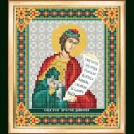 Схема вышивки бисером иконы СБИ-075