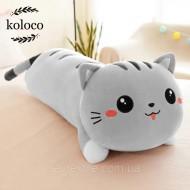 Кот. Плед, игрушка, подушка - 3 в 1