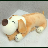 Собачка. Плед, игрушка, подушка