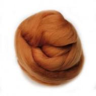 100% мериносовая шерсть для валяния № 454