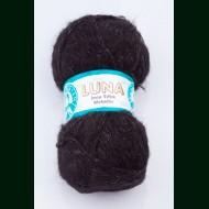 Турецкая пряжа Luna 451 (Black)