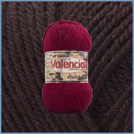 Пряжа шерсть с шелком Valencia Australia 533