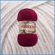 Пряжа шерсть с шелком Valencia Australia 537