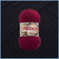 Пряжа шерсть с шелком Valencia Australia 620