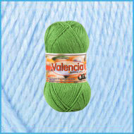 Пряжа акриловая для вязания Valencia Bingo 06