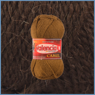 Натуральная верблюжья шерсть Valencia Camel 533