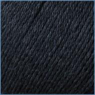 Пряжа с хлопком Color Jeans 002 (Black)