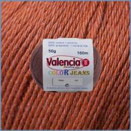 Пряжа с хлопком Valencia Color Jeans 321