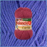 Пряжа из шерсти мериноса Valencia Corrida 302
