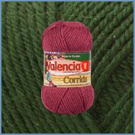 Пряжа из шерсти мериноса Valencia Corrida 418