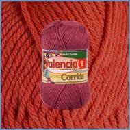 Пряжа из шерсти мериноса Valencia Corrida 726