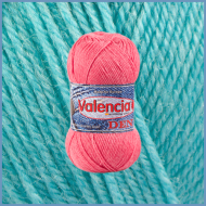 Пряжа для ручного вязания Valencia Denim 27