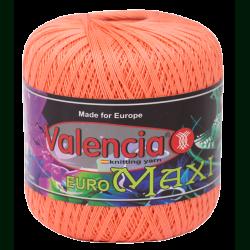 Пряжа 100% хлопок для вязания Valencia Euro Maxi 704