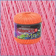 Пряжа 100% хлопок для вязания Valencia Euro Maxi 201