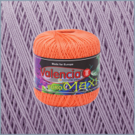 Пряжа 100% хлопок для вязания Valencia Euro Maxi 503