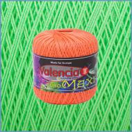 Пряжа 100% хлопок для вязания Valencia Euro Maxi 701