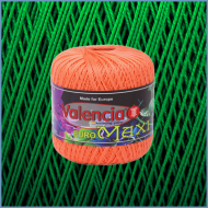 Пряжа 100% хлопок для вязания Valencia Euro Maxi 706