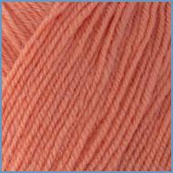 Пряжа шерстяная с вискозой Flamingo 259