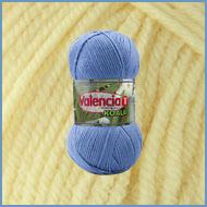 100% акриловая пряжа для вязания Valencia Koala 686