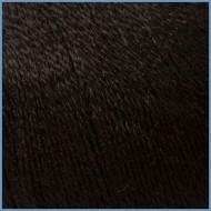 Пряжа кид мохер на шелке La Costa 620 (Black)
