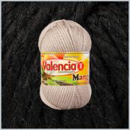 150 грамм. Кашемир с мериносом Valencia Mango 4203