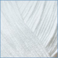 Демисезонная пряжа Valencia Santana 001 (White)