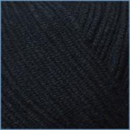 Демисезонная пряжа Santana 002 (Black)