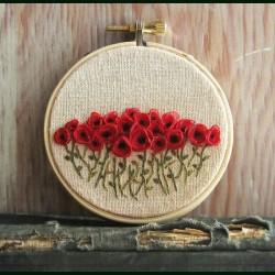 Ткань для вышивания Аида К5,5 №14